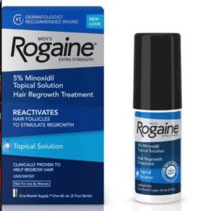 Minoxidil aidera t'il à votre perte de cheveux?
